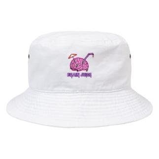 BRAIN JUICE Bucket Hat