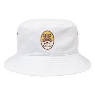 たべようかな。 Bucket Hat