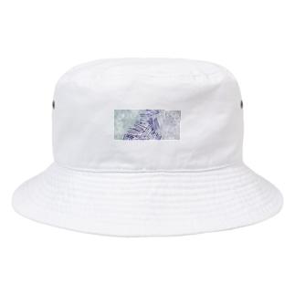 ブルーレイヤー Bucket Hat