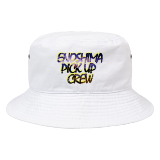 ENOSHIMA PICK UP CREW Bucket Hat