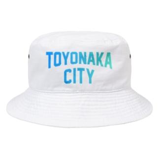 豊中市 TOYONAKA CITY Bucket Hat