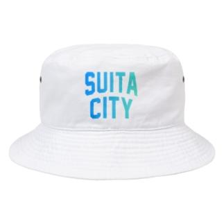 吹田市 SUITA CITY Bucket Hat