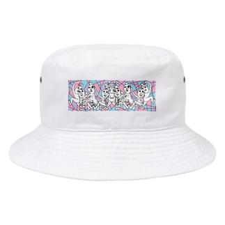 前田典之 Bucket Hat