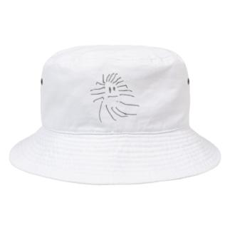 クモのモクちゃん Bucket Hat