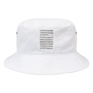 ボーダーの住人 Bucket Hat