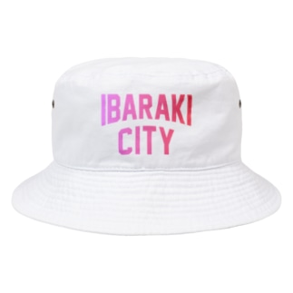 茨木市 IBARAKI CITY Bucket Hat