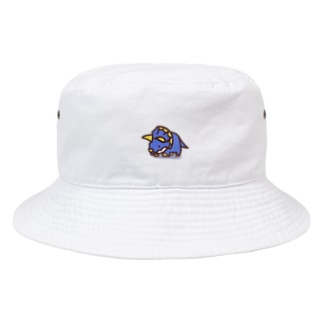 クレヨン トリケラトプスくん Bucket Hat