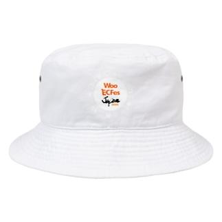Woo EC Fesバケットハット Bucket Hat