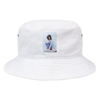 kaka-doll.comエラストマー製 Bucket Hat
