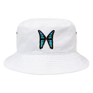 ちょうちょ Bucket Hat