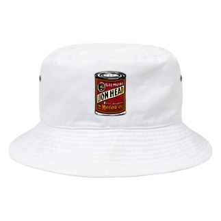 Gilmore Lion Head Bucket Hat