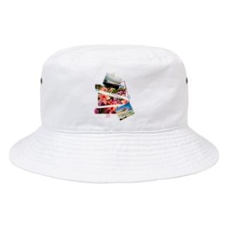 """ Ohana "" by 'alohi Bucket Hat"