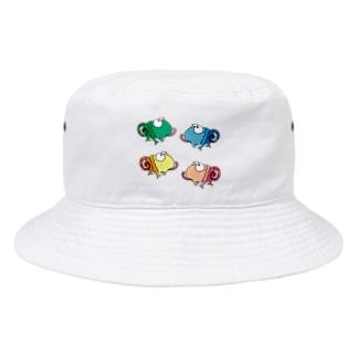 カメレオンズ 食事中 Bucket Hat
