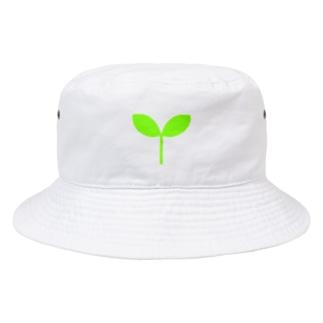 こどもの芽 Bucket Hat