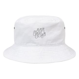 へんなうさぎのむれ Bucket Hat