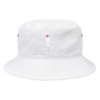 文鳥さん(背伸び) Bucket Hat