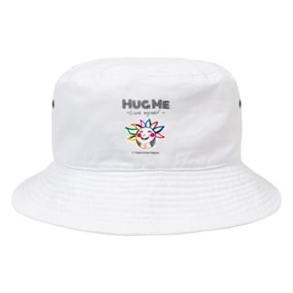 ハグミーちゃん(ジェンダーレスカラー) Bucket Hat