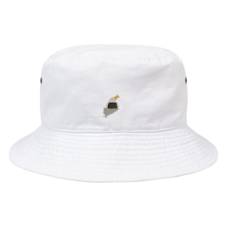 照らされる天むす Bucket Hat