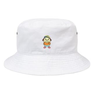トッパー・ラッキードッグ・ジュニアくん Bucket Hat