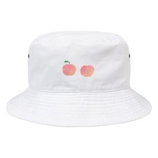 もも Bucket Hat