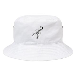 さそりさん Bucket Hat