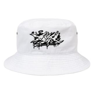カエリタイ Bucket Hat