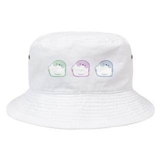 ヤセドリ Bucket Hat