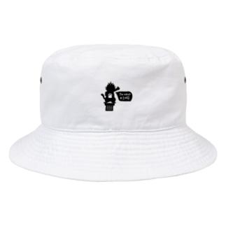 ケットシーのバケハ Bucket Hat