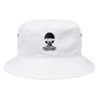タイトルをつけて保存_神喰天 Bucket Hat