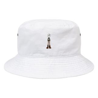 Hey! monsieur! Bucket Hat
