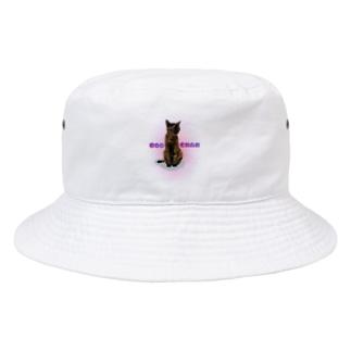 にゃんこのぶ~ちゃん Bucket Hat