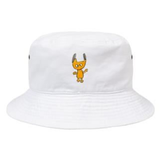 ともき画伯のゆるキャラ Bucket Hat