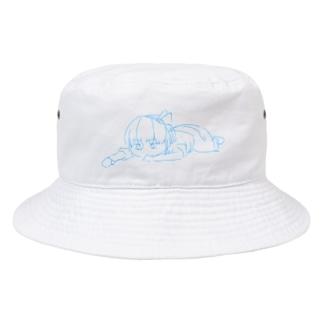 ほふくアリスちゃん Bucket Hat
