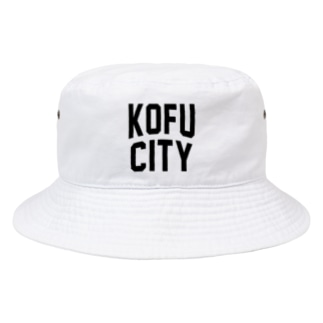 甲府市 KOFU CITY Bucket Hat