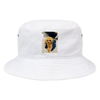 るなキャスケット Bucket Hat