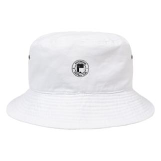 FFC BLACK LOGO Bucket Hat