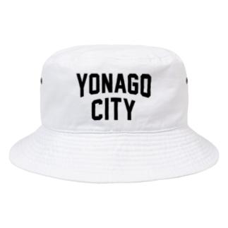 米子市 YONAGO CITY Bucket Hat