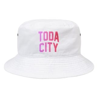 戸田市 TODA CITY Bucket Hat