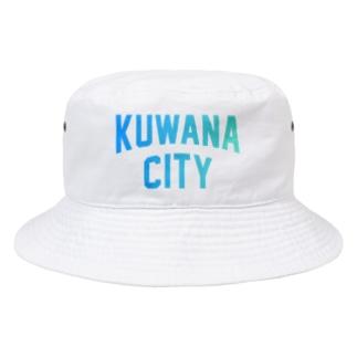 桑名市 KUWANA CITY Bucket Hat