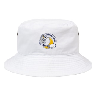 *suzuriDeMonyaa.tag*のCT71 夜の誘惑 HORNED OWL_A Bucket Hat