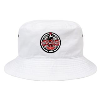 TK-pro(手打ちそばまる_女将) Bucket Hat