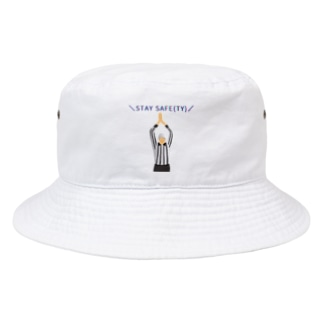 Stay Safe(ty) Bucket Hat