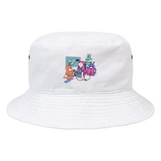 ゆい5 Bucket Hat