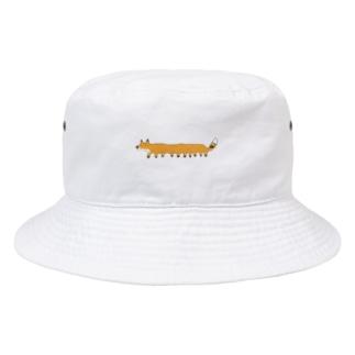 ながめのきつね Bucket Hat