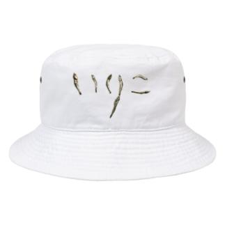 いりこ Bucket Hat