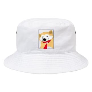 拒否犬 Bucket Hat
