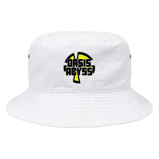 Oasis Abyss ロゴ Bucket Hat