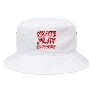 SKATE PLAY R Bucket Hat