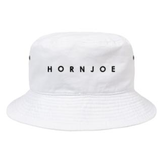 "HORNJOE SHOPの""ROGO-TYPE-A"" Bucket Hat"