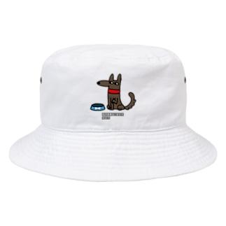 字幕犬 Bucket Hat